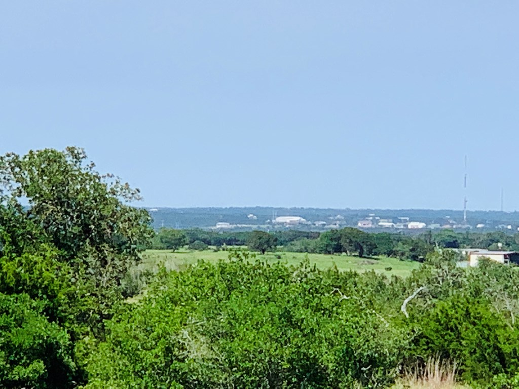 View of Downtown Kerrville